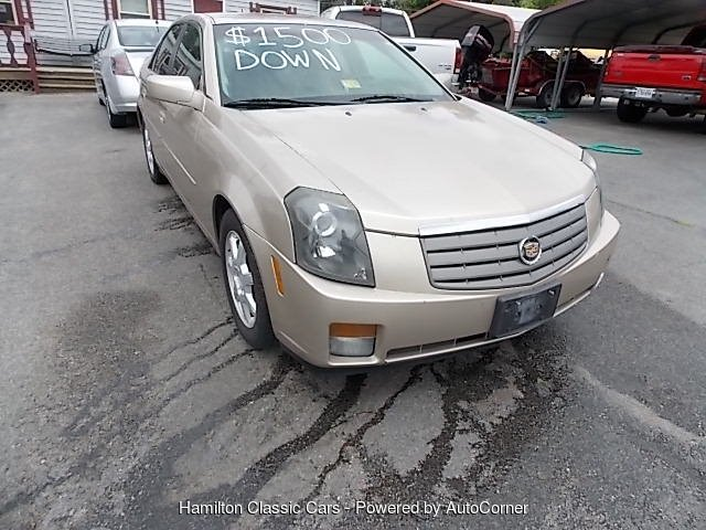 2005 Cadillac CTS 2.8L 5-Speed Automatic